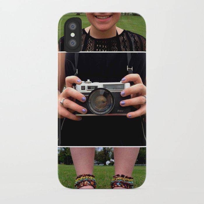 Camera Women iPhone Case by bruggi10  df6a33893
