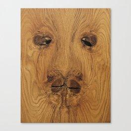 Lion Knot art Canvas Print