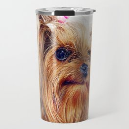 Super Pets Series 1 - Super Treble 2 Travel Mug