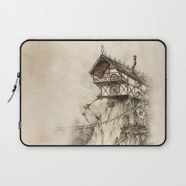 Steampunk House Laptop Sleeve
