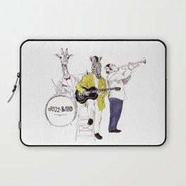 Bestial jazz-band Laptop Sleeve