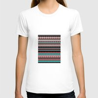 navajo T-shirts featuring Navajo West by Charlene McCoy