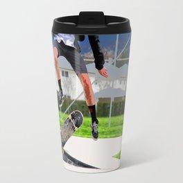 Missed Opportunity  - Skateboarder Travel Mug