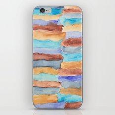 Beach Stripes iPhone & iPod Skin