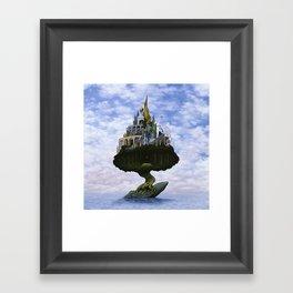 Emissary Framed Art Print
