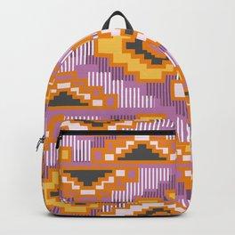 Modern geometric dream Backpack