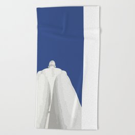 Mennesket ved Havet, Men at Sea Beach Towel