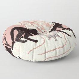 October 2nd Floor Pillow