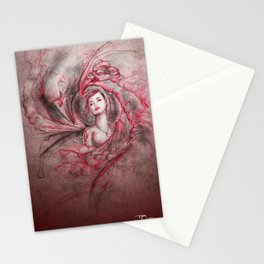Zoetica Ebb/ The Crow Stationery Cards
