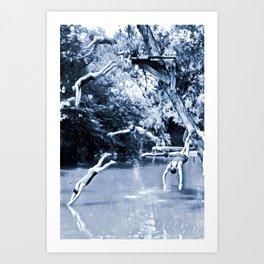 nager 01 Art Print