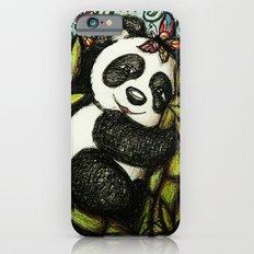 Panda Hugs Slim Case iPhone 6s