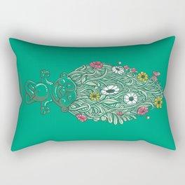 Troll of Nature Rectangular Pillow