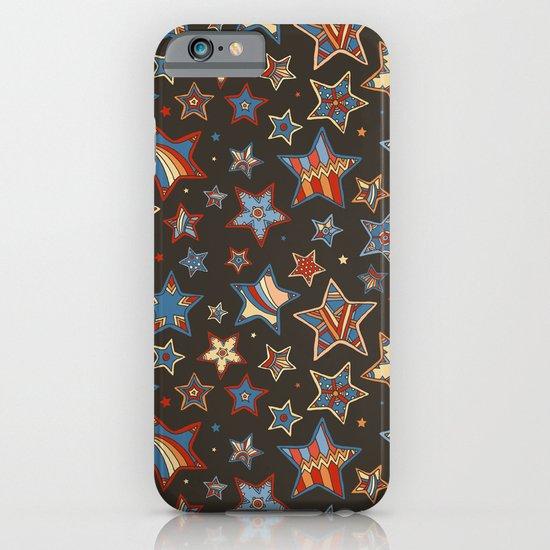 Doodle Stars iPhone & iPod Case