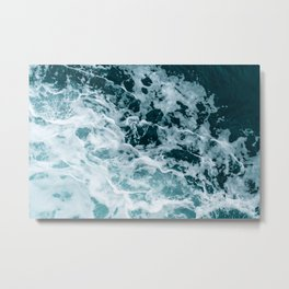 Open Ocean Metal Print