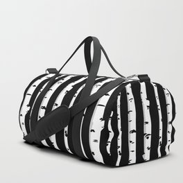 White Birch Duffle Bag