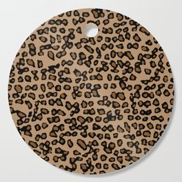 Digital Leopard Cutting Board