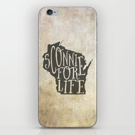 Sconnie for Life iPhone Skin