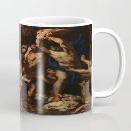 Peter Paul Rubens's Massacre of the Innocents Coffee Mug