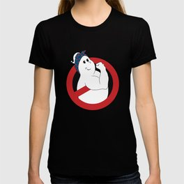 Girl Ghostbuster Logo T-shirt