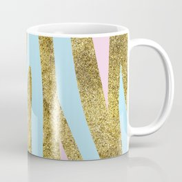 Golden exotics - bright pastels Coffee Mug