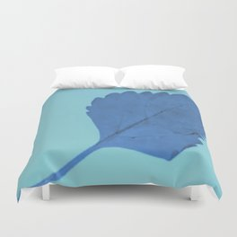 Be Like A Leaf #1 Duvet Cover