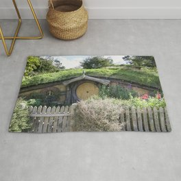 House of the Little People Rug