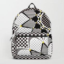 Floral Or Star Backpack