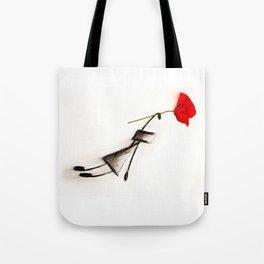Let the wind decide Tote Bag