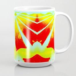 Radioactive ball gown Coffee Mug