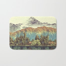 The Unknown Hills in Kamakura Bath Mat