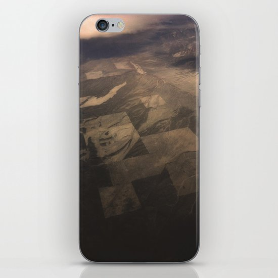 In the Air pt 2 iPhone & iPod Skin