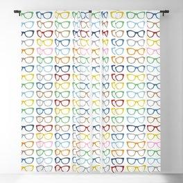 Rainbow Specs Blackout Curtain