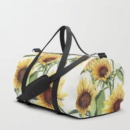 Sunflowers Duffle Bag