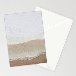 Sandy Rocks Stationery Cards