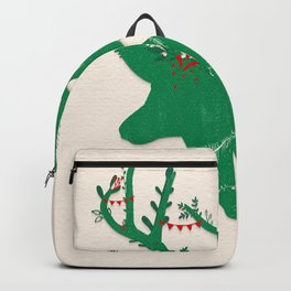 Green Stag Backpack