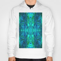 stained glass Hoodies featuring Stained-glass.  by Assiyam