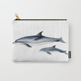 Atlantic spotted dolphin Carry-All Pouch