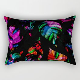 colorful leaves i Rectangular Pillow