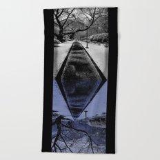 Snowblind Beach Towel