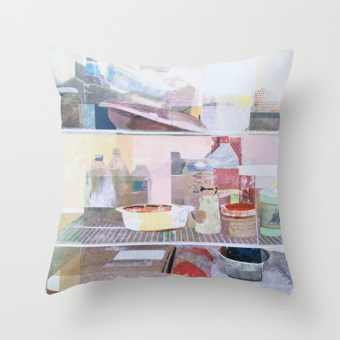 Starving Artist (E.M.D) Throw Pillow