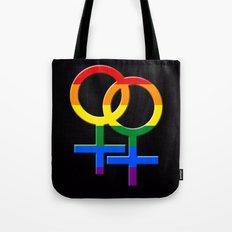 LGBT Lesbian Tote Bag