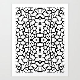 Camelflage Art Print