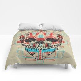 Skull Native Comforters