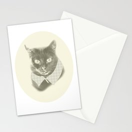 Miss Kitty Stationery Cards