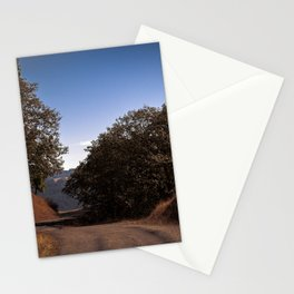 The End of Kneeland Rd Stationery Cards