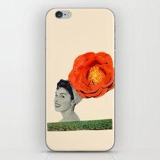 clarice iPhone & iPod Skin
