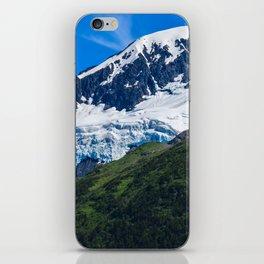 Whittier Glacier - 3 iPhone Skin
