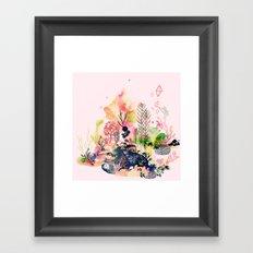 Sea Wonderland Framed Art Print