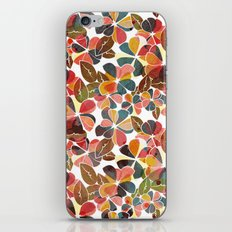 Floral 1 iPhone & iPod Skin