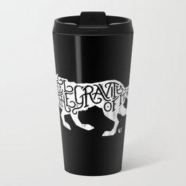 Gravity Metal Travel Mug